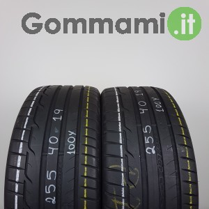 Dunlop estive Sport Maxx RT 70% - 255/40 R19 100Y - DS1018106