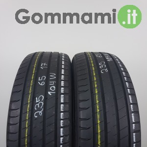 Michelin estive Latitude Sport 3 75% - 235/65 R17 104W - ML13018132
