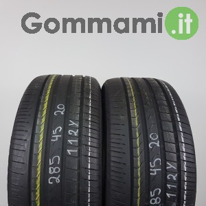 Pirelli estive Scorpion Verde 70% - 285/45 R20 112Y - PS4418106