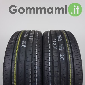 Pirelli estive Scorpion Verde 70% - 285/45 R20 112Y - PS2118106