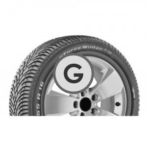 Bf-goodrich invernali G-force Winter 2 - 195/65 R15 95T -  XL - 3528707341471